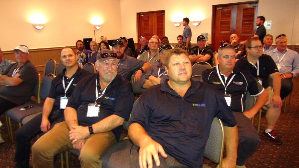 Conference presentations at DRILL 2017